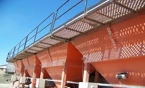 Отчет № Элементы асфальтобетонного завода Агрегат питания предназначен для непрерывного предварительного дозирования каменных материалов в соответствии с заданным