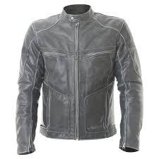 rst roadster 1227 black leather motorcycle jacket front