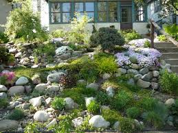 Small Picture Rock Wall Garden Designs Markcastroco