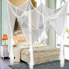 Bedding: Girls Canopy Twin Size Canopy Bed Designer Canopy Beds ...