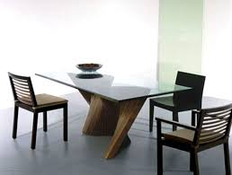 Kitchen Perfect Modern Kitchen Tables Design Modern Glass Dining - Dining room sets tampa