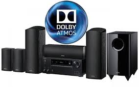 onkyo home theater. onkyo ht-s7805 5.1.2-channel dolby atmos® home cinema package onkyo theater