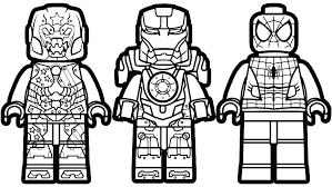 Lego Coloring Pages Printable Kontaktimproorg