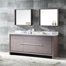 Bathroom : Vanities With Mirror Bathroom Vanity Portland Toilet ...