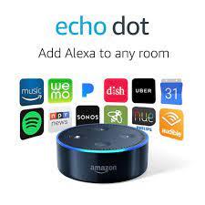 Loa Bluetooth Amazon Echo Dot Black Alexa Smart Home HS -  https://sanphamsmarthome.vn/