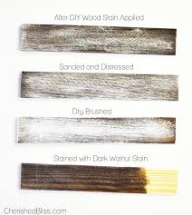 diy tutorial antiquing wood. Make New Wood Look OLD With This Tutorial On How To Weather Wood. Click Through Diy Antiquing