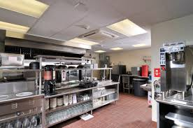FOOD SERVICE  HALO WATER SYSTEMS - Commercial kitchen