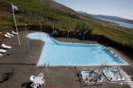 at hlaðir you will find a cosy outdoor swimming pool spacious dressing rooms and a steam room are located in the basement and there are extra dressing