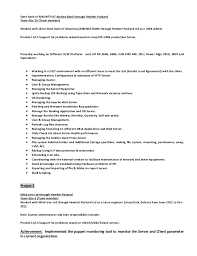 sample resume of professionals Ielchrisminiaturas