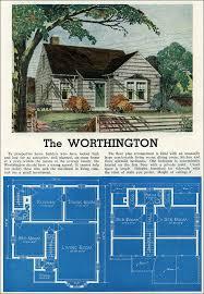 1939 lewis mfg new liberty homes worthington