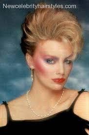 presley es 1980s makeup hair eyeshadows 80s yellow eyeshadows beaulieu presley lisamari presley elvis presley