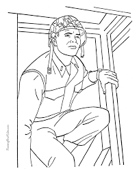 Army Coloring Pages 007