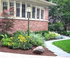 Front Yard Driveway Landscaping Ideas Front Yard Circular Driveway The  Garden Home Improvement Front Yard Circular