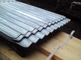 corrugated galvanised roofing sheets 8 x 26 8