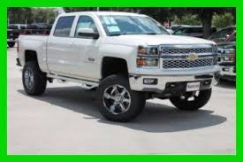 chevy trucks 2014 lifted white.  Trucks 2014 Silverado 1500 Lifted 4x4 White Diamond Super And Chevy Trucks Lifted H