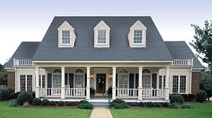exterior colonial house design. Click To View Plan Hhf 3604 Colonial Home Exterior House Design
