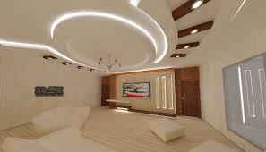 indirect lighting design. POP False Ceiling Designs 2018 For Living Room Hall With LED Indirect Lighting Ideas Design A