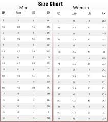 Shoe Size Chart Mens To Womens Us 20 Curious Euro Boot Size Chart