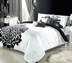 black silk comforter sets