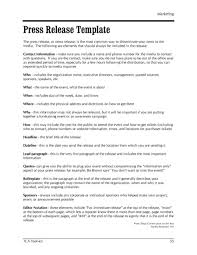 best press release template template for press release under fontanacountryinn com