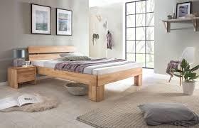 Massivholzbett Schlafzimmerbett Franko Kernbuche Massiv 180x200 Cm