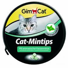 <b>Витамины Gimborn Cat</b>-<b>Mintips</b> лакомство с кошачьей мятой 330 ...