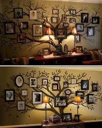 family tree wall decor decal