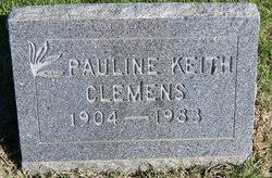 """Hannah Pauline """"Polly"""" Utter Clemens (1904-1983) - Find A Grave ..."""