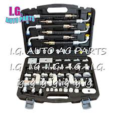 <b>Brand New Auto Air Conditioner</b> Leak Tools Auto ac compressor ...