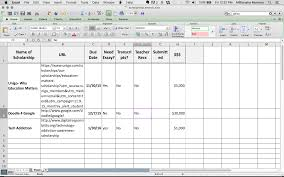 college selection spreadsheet college spreadsheet military bralicious co
