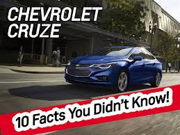 2017 chevrolet cruze 10 facts you didn t know wallace chevrolet 2017 chevrolet cruze 10 facts you didn t know