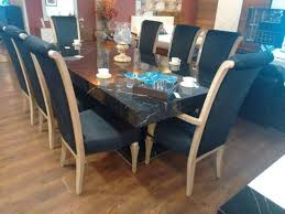 dining room chairs set of 6 8 seater dining table set wooden dining set of dining