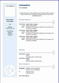 Resume Template Doc Awesome Doc Resume Template Free Resume For ...