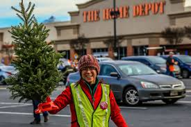Home Depot Christmas Tree Replacement Lights Recycle Your Christmas Tree January 7 At Home Depot