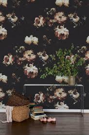 Best 25+ Black floral wallpaper ideas on Pinterest | Dark backgrounds, Dark  background wallpaper and Wall paper bathroom