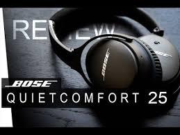 bose qc25. bose qc25 - quietcomfort25 review bose qc25