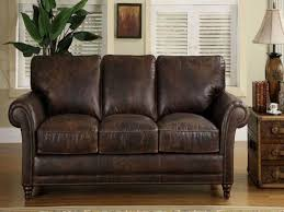 Brown Leather Sofa Unique Leather Sofa Loveseat Heirloom Quality Vintage  Leather