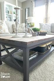 weathered grey coffee table lovable gray wood coffee table best ideas about dark wood coffee table