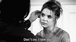 Don't Cry GIF Loveyou Ilu Sad Discover Share GIFs Fascinating Giv Cry Sad Love