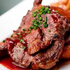 oven baked cajun pork steaks recipe