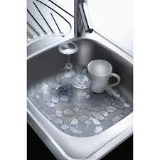 deluxe kitchen sink draining mat photo 261954 deluxe sink mat 2 jpg