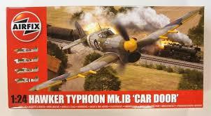 thumbnail 19003 hawker typhoon mk ib car door uk only