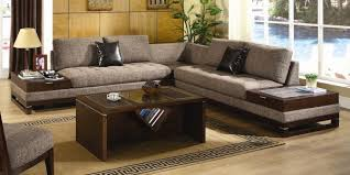 Breathtaking Low Cost Living Room Furniture Using Sectional Sofa