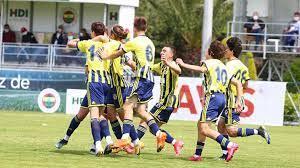 Kasımpaşa U19 1-5 Fenerbahçe U19
