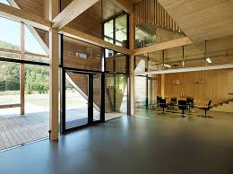 wooden office buildings. offgrid office building blends work and play within a climbable timber shell inhabitat green design innovation architecture wooden buildings z