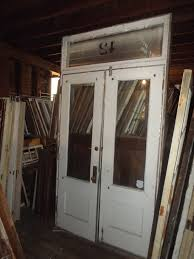 exterior double doors. Antique Exterior Doors Double