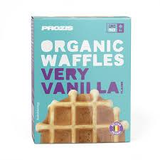 6 X Organic Magic Spelt Waffles 25 G Diéta A Stravovacie