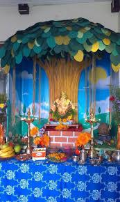 150 best ganapati decoration images