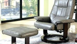leather chair and ottoman reclining bedroom patio cover for oversized sets slipcover space recliner with costco