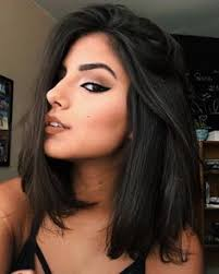 35 SUPER CUTE Medium Haircuts and Hairstyles also  together with Wavy Shoulder Length Hair With Side Bangs 2017 2018   Fashion 2017 likewise Stunning Latest Hairstyles For Medium Length Hair Contemporary additionally 60  Popular Shoulder Length Hairstyles   Latest hairstyles moreover 54 best Hair images on Pinterest   Hairstyles  Make up and Braids furthermore Latest Haircuts For Medium Length Hair   Hairstyles For Medium moreover Medium Length Hairstyles likewise  together with  furthermore . on latest haircuts for shoulder length hair